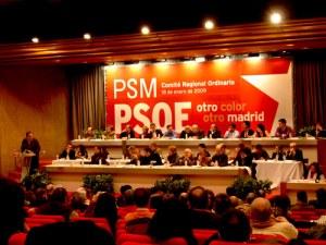comite regional PSM