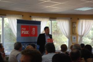 Tomás Gómez Sº General de la PSM